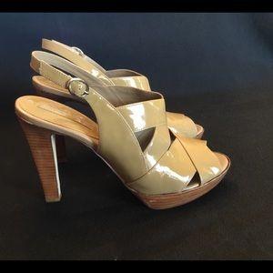 Banana Republic Sexy Patent Leather Heels